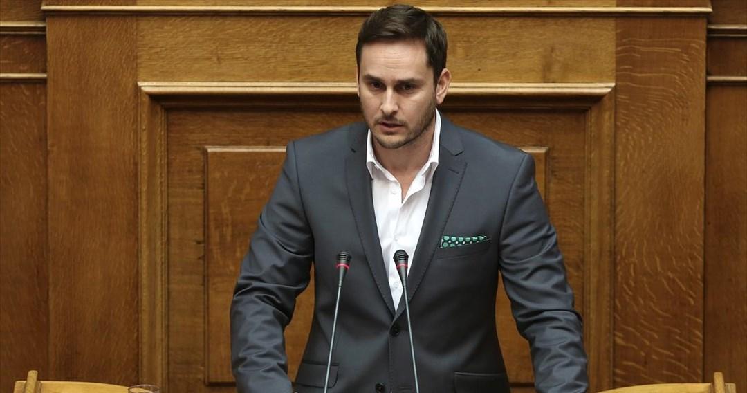 Μ.Γεωργιάδης: Η Αθήνα έχει παραδοθεί στους μπαχαλάκηδες και τους κουκουλοφούρους