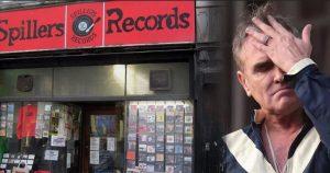 Το παλαιότερο δισκοπωλείο στον κόσμο απαγόρευσε την πώληση άλμπουμ του Morrissey