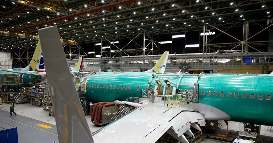 H τελευταία ανησυχία στα 737Max της Boeing: Η φυσική δύναμη των πιλότων