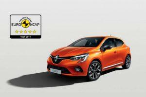 Το All-new Renault CLIO προσφέρει κορυφαία ασφάλεια 5 αστέρων! – Cars