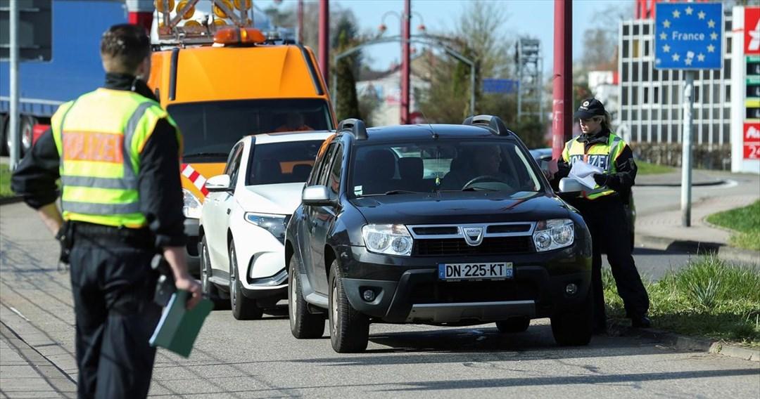 Η Γερμανία χαλαρώνει τους συνοριακούς ελέγχους από το Σάββατο